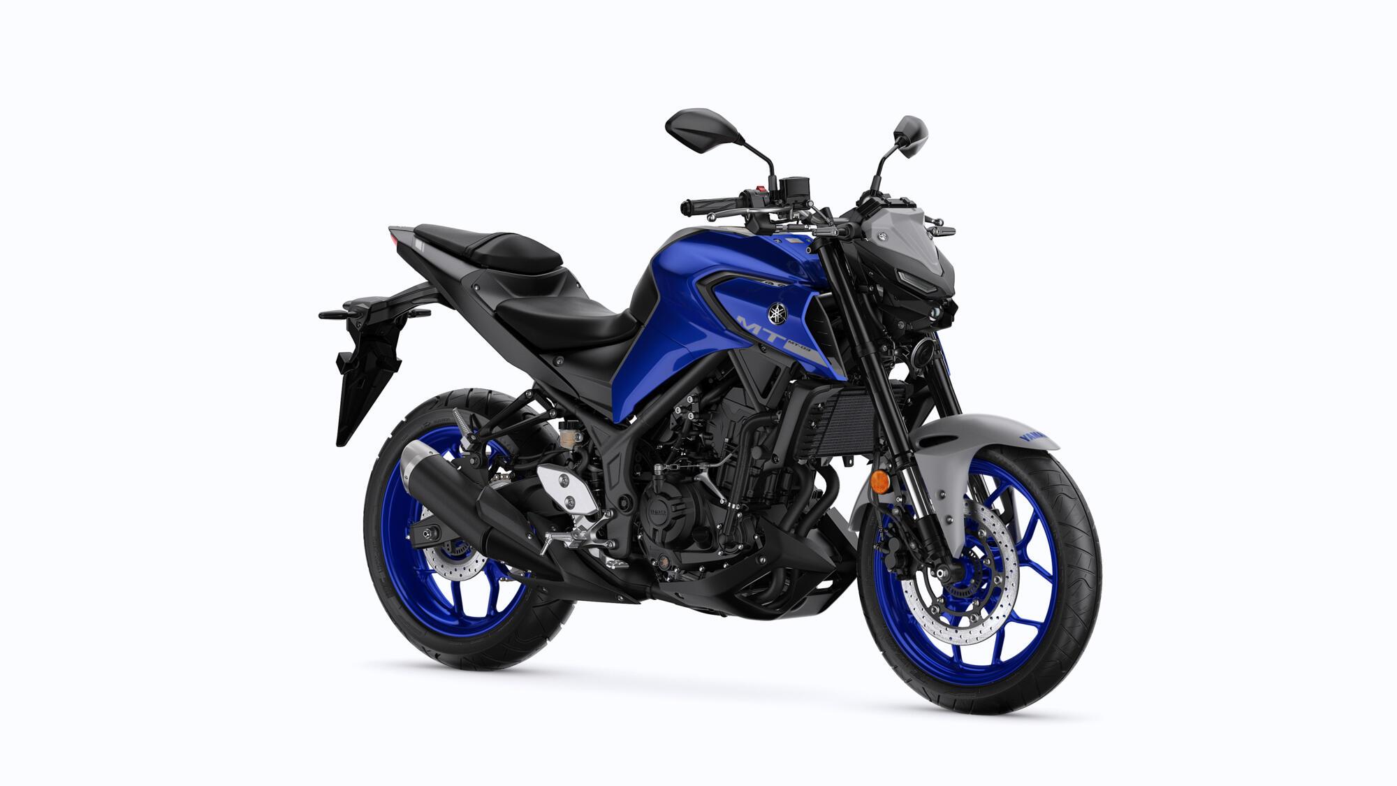 Yamaha MT-03 - nowy motocykl na kategorię A2